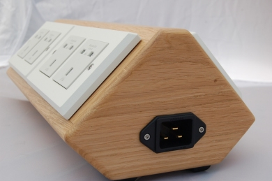 A signature mains distribution block from HiFi In Touch
