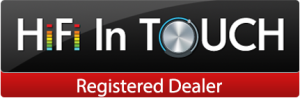 HiFi In Touch endorsement badge for listed dealers
