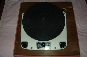 The Garrard 301 up for restoration
